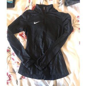 Nike half zip!